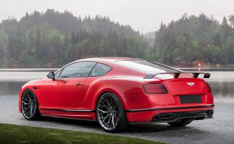 Bentley Continental Supersports Sff2