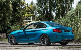 Bmw M2 Coupe Blue Sff2